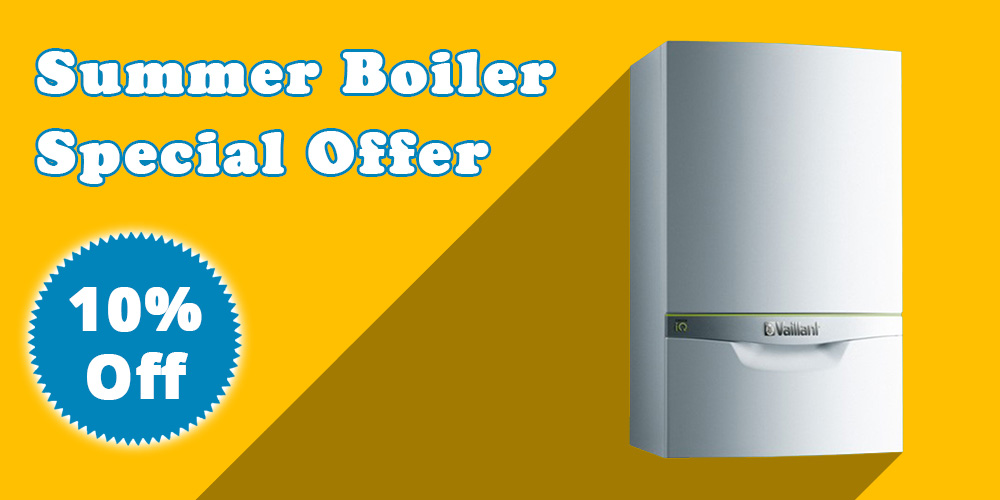 Summer 2019 Boiler Offer - 10% Off